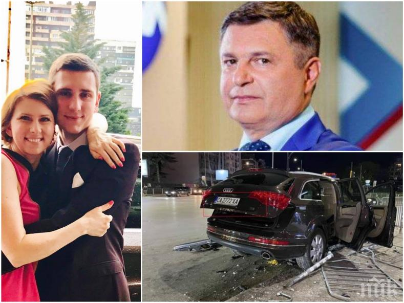 Приключи разследването на катастрофата, довела до смъртта на Милен Цветков