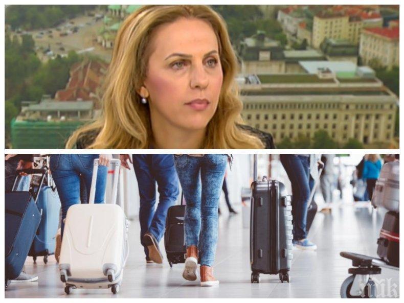 Марияна Николова: Няма да подаваме оставка. Ще се борим за мярката 80:20 до 1 май 2021 година