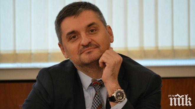 Преизбраният в НС на БСП Кирил Добрев се извъртя: Оптимист съм, оставам редови член на пленума
