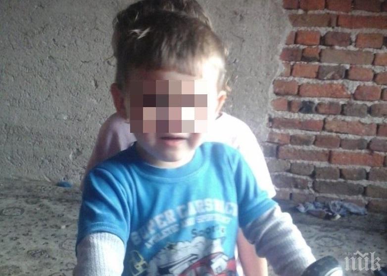 Дядото на 2-годишния Мехмед: Нямам никакви съмнения, че е бил отвлечен