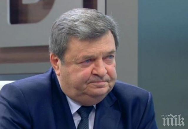 ПОЖАР: Георги Божинов скочи на Корнелия Нинова: Порицавам ви, проваляхте законни пленуми, а днес водите конгрес