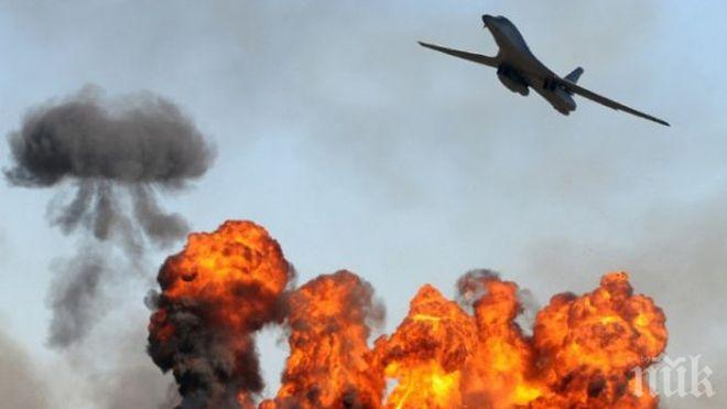 Най-малко петима цивилни са убити при ракетна атака срещу летището в Багдад