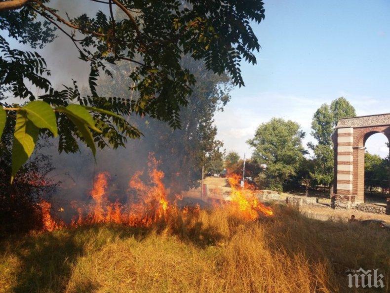 Мъж от Разлог разказа за огнения ад, оставил 7 семейства без покрив