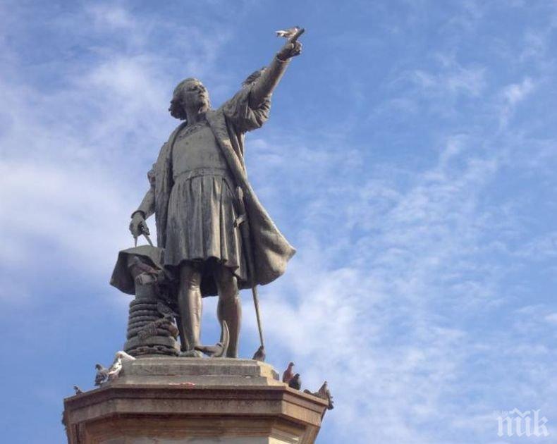Най-малко 33 паметника на Христофор Колумб бутнати в САЩ от началото на протестите