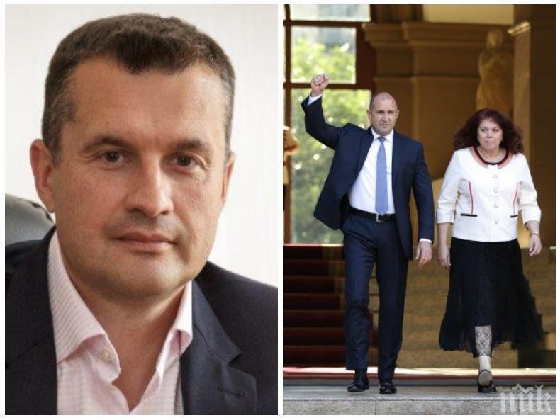 Калоян Методиев: Шансовете на Радев за втори мандат намаляват! Президентският проект на Петков и Василев е дъвка за глупаци