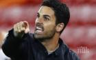 Мениджърът на Арсенал: Много сме далеч от Ливърпул
