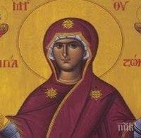 ПРАЗНИК: Днес е Светли вторник – почитаме Света Богородица! Честваме и една наистина велика светица
