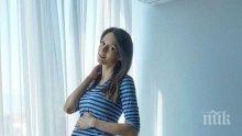 ПЪРВО В ПИК: Луиза Григорова роди момченце (СНИМКА)