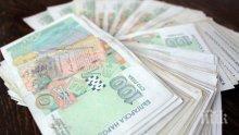 ПАРАЛИИ: Ето колко души в България са със заплати над 9000 лева