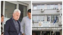 Волен Сидеров привикан в СДВР за снемане на отпечатъци