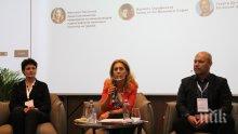 Вицепремиерът Марияна Николова: Над 22 хил. работни места в сектора са запазени благодарение на мярката 60/40 (СНИМКИ)