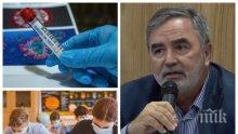 Доц. Ангел Кунчев за COVID-19: Казваме истината! Вирусът не лети сам в пространството