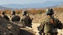Русия твърди: Прехвърлят се наемници от Сирия и Либия в Нагорни Карабах