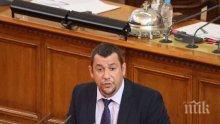 ПЪРВО В ПИК: Оперираха по спешност депутата Евгени Будинов