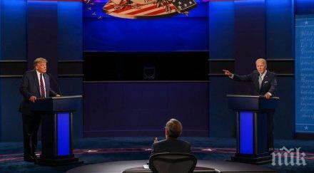 Променят формата на следващите дебати между Байдън и Тръмп заради поведението на претендентите