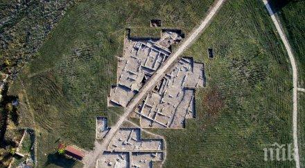 """Археологическите проучвания в """"Тракийски и античен град Кабиле"""" започват на 1 октомври"""