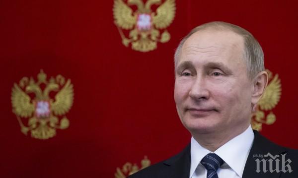 Чистачка стана кмет на село в Русия с победа над Путин