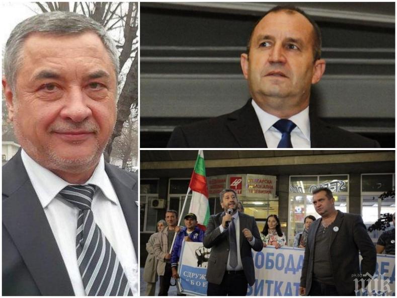 Валери Симеонов за атаката срещу ПИК: Това е посегателство върху свободата на словото