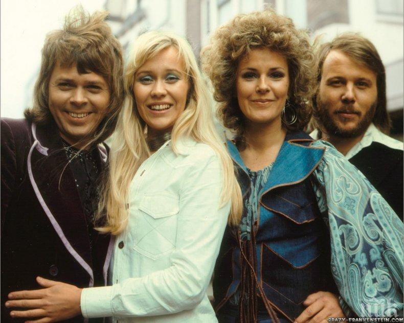 ИНОВАЦИЯ: ABBA се събират за холограмно турне