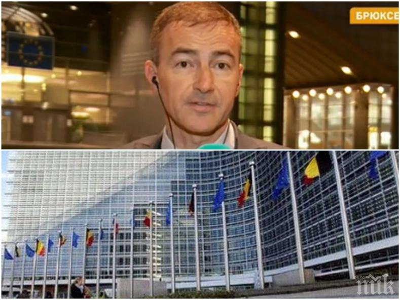 ГОРЕЩА ТЕМА: Андрей Ковачев с коментар за доклада на ЕК! Евродепутатът отправи апел към управляващи и опозиция