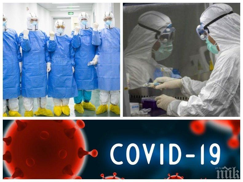 ИЗВЪНРЕДНО В ПИК: 276 новозразени с коронавирус, шестима са починалите