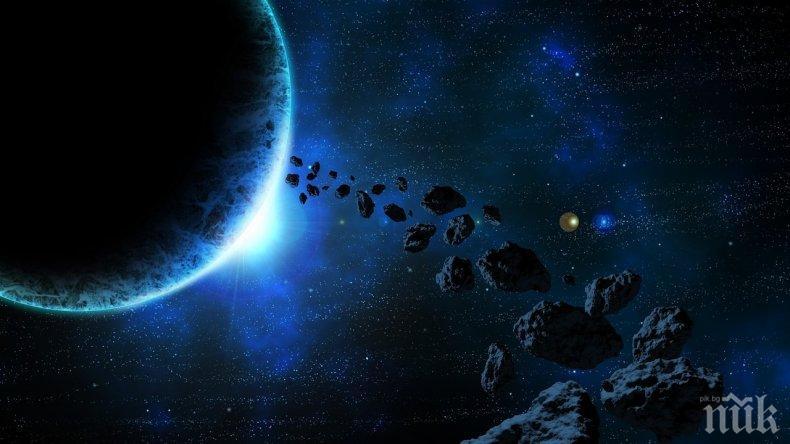 НЕВЕРОЯТНО: Откриха планета с температура 3200 градуса