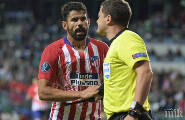 Асът на Атлетико Коща: Суарес ще ни...