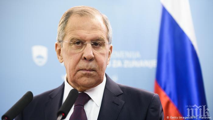 Лавров предлага Москва да е домакин на преговори между Азербайджан и Армения