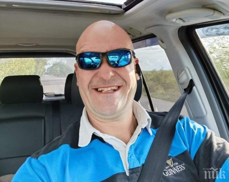 На вниманието на МВР: Бизнесмен от Бяла Слатина лети с 260 км/ч с джипа си и се хвали в мрежата (ВИДЕО)