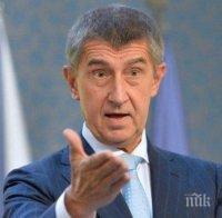 партията премиера андрей бабиш печели местните избори области чехия