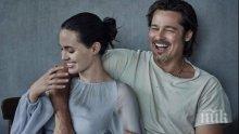 Брад Пит и Анджелина Джоли отново в съда