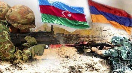 Русия и Иран в един глас: Незабавно прекратете боевете в Нагорни Карабах