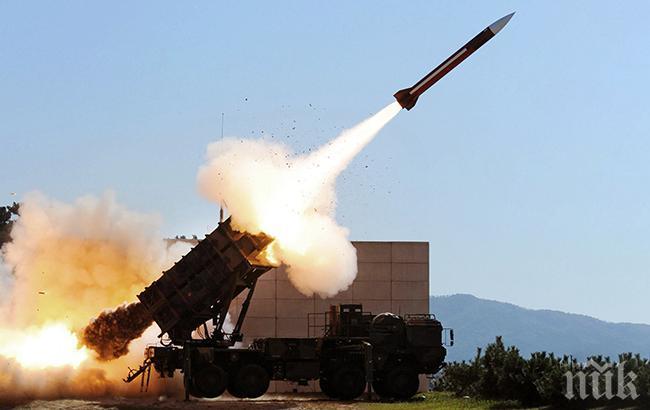 Израел удари цели на Хамас в отговор на палестинска ракета