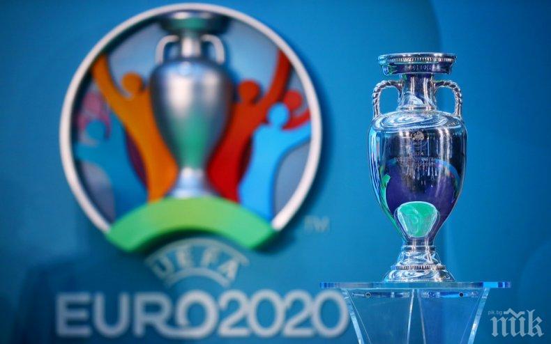 Без зрители на мачовете от Европейското първенство по футбол в Испания