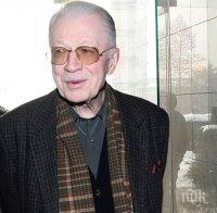 Почина легендарният ген. Любен Гоцев (ОБНОВЕНА)