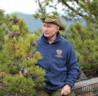 Владимир Путин се отказа от бирата