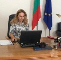 Марияна Николова проведе заседание на тристранката