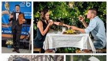 """ПЪРВО В ПИК: Ето я красивата годеница на общинския съветник от """"Фермата"""", който я пренебрегна заради флирта си с актрисата Даяна Ханджиева (СНИМКИ)"""