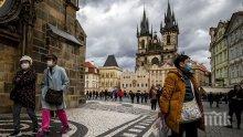 Допълнителни ограничения! По-строги мерки за борба с коронавируса в Чехия