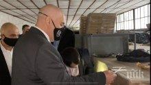 ПЪРВО В ПИК! Обвинител № 1 Иван Гешев: Разкрита е още една фабрика за незаконни цигари, отново е предотвратена щета за бюджета (СНИМКИ)