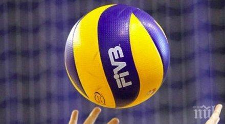 волейболистите марек тръгнаха победа турнира купата cev