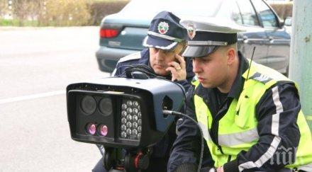 пътна полиция нова акция масово проверяват автобуси товарни автомобили