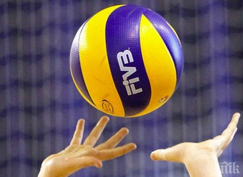 Волейболните национали с първа крачка към Евроволей 2021