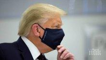 """Доналд Тръмп очаква невиждана досега """"червена вълна"""" в изборния ден"""