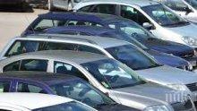 България е №1 по спад в продажбите на коли