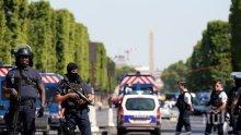 Терористът в Париж застрелян с 10 куршума (ВИДЕО 18+)