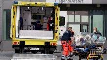 ПАНДЕМИЯТА НАСТЪПВА: Нови над 7000 заразени с коронавирус в Германия
