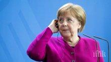 Меркел с отчаян призив: Стойте си у дома!