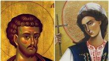 ДВОЕН ПРАЗНИК: Черпят рядко, но много хубаво мъжко име и тези, носещи най-златните български имена