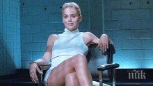 """Шарън Стоун се съблякла гола, за да получи ролята в """"Първичен инстинкт"""""""